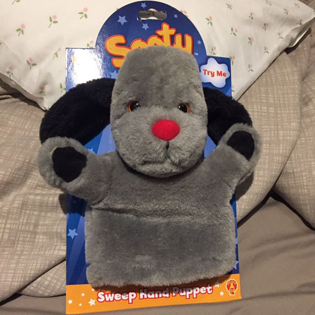 Sooty Sweep Hand Puppet