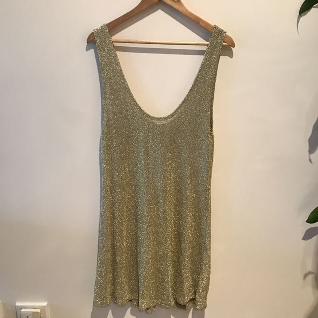 *All That Glitters* Lenni The Label Dress - Size M