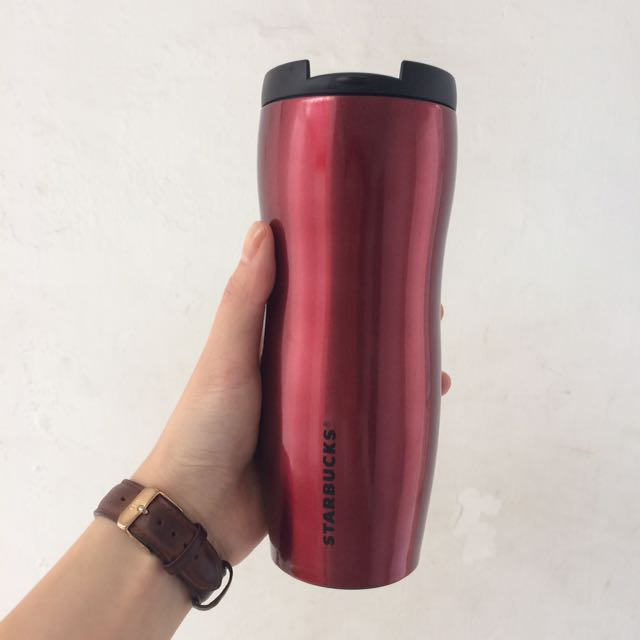 Starbucks Tumbler RED 12 fl oz