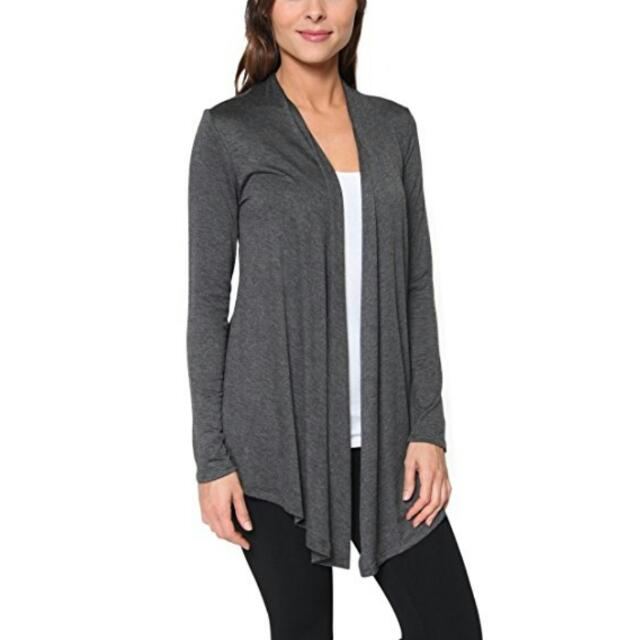 Stylish Grey Cardigan