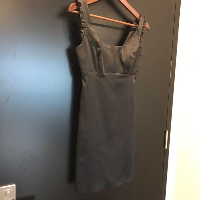 Supre Satin Mini Dress