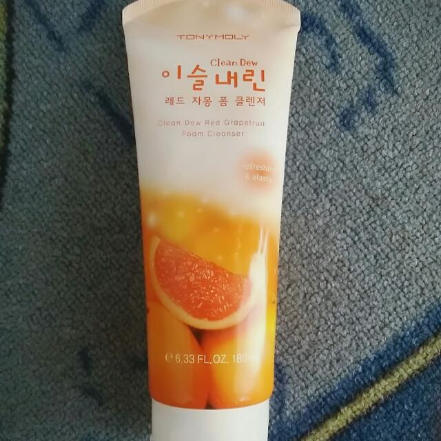 TONYMOLY Facial Cleanser