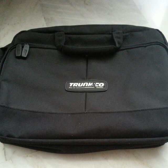 Samsonite Trunk En Co.Trunk Co By Samsonite 3 1 Black Laptop Bag Electronics