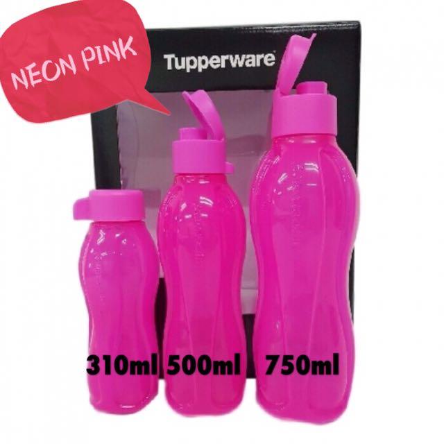 Tupperware Eco bottle 750 ml (Flip top)