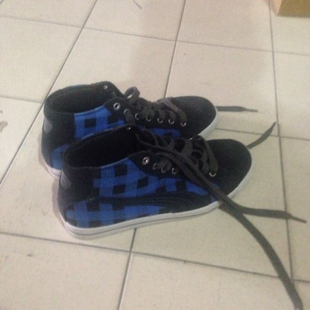 Us 9 Puma 中筒鞋 #500元好男鞋