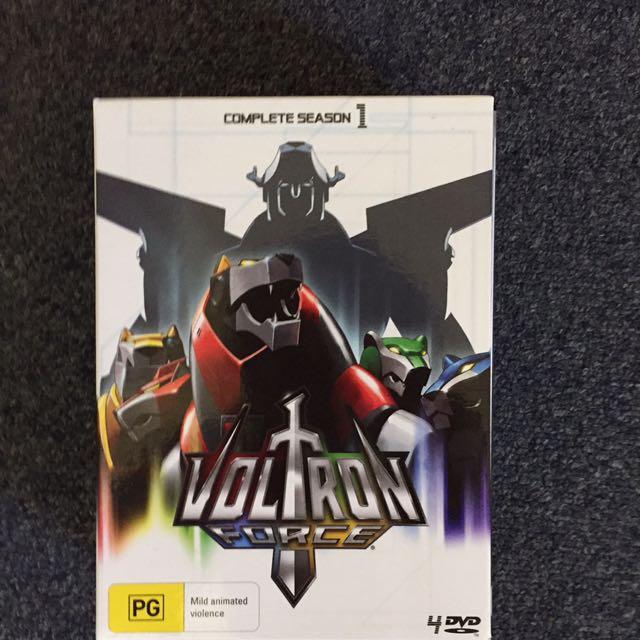 Voltron Force Season 1
