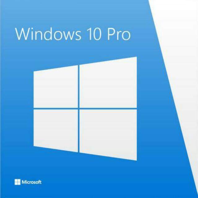 Windows 10 Professional OEM Key