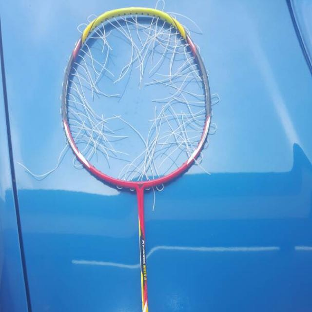 Yang Yang Badminton Racket For Sale Yangyang Sports Sports Games Equipment On Carousell