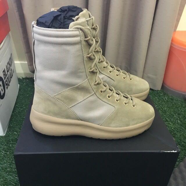 Yeezy Season 3 Military Boots US 10/ EU 43