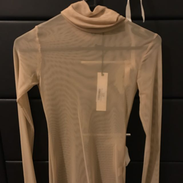 Zachary The Label, Mesh Long Sleeve