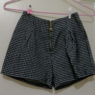 🚚 千鳥紋短褲(冬)