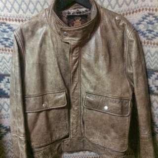 舊皮衣5號