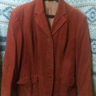 Sisley燈絲絨夾克