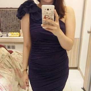 Dress One Shoulder