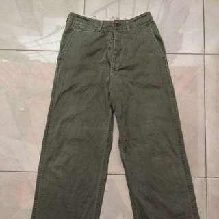 Celana Panjang Alpha Industries Trousers