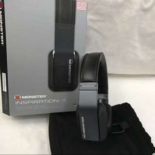 Monster Inspiration Lite (Titanium) - Headphones