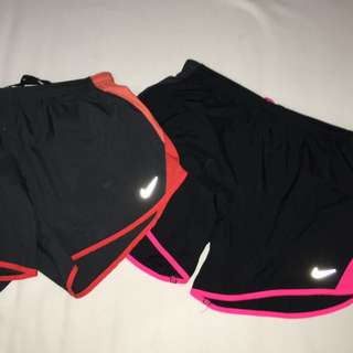 Nike Dry Fit Shorts Size Small