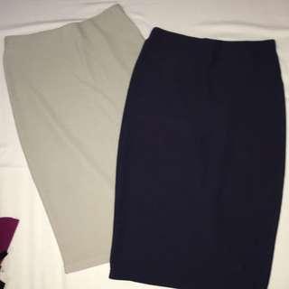 Midi Skirts Size Small
