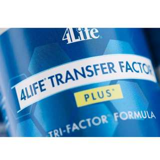 4Life® Transfer Factor Plus® Tri-Factor® Formula | Health / Dietary Supplement