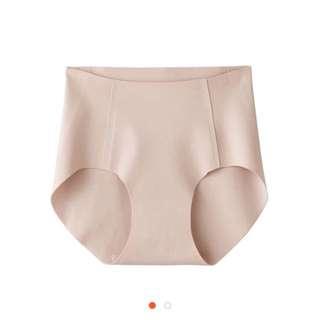 GUNZE 日本製完全無痕中腰三角褲(米M號)