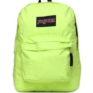 🐊 Jansport Backpack