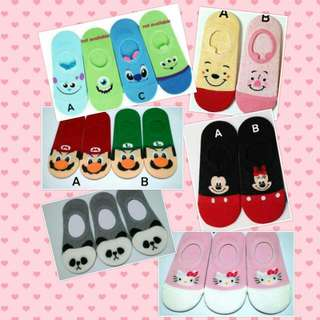 Cute Footcovers