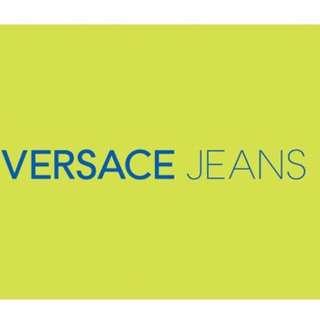 AUTHENTIC Versace Jeans Black Long Sleeve T-shirt