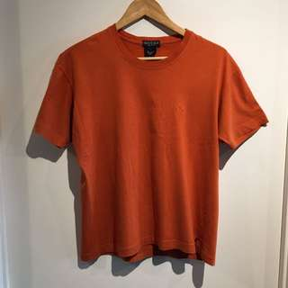 Gucci crew neck t-shirt