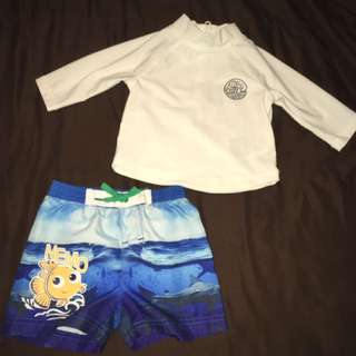 3-6 Month Old Boy Summer Clothes