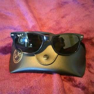 3 Pairs Of Ray Ban Sunglasses
