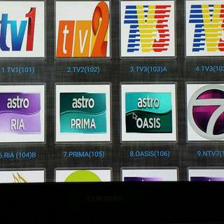 Myiptv Premium Subscription for Android Box ( IPTV / ASTRO / Malaysia Channels / TV3 / Malay / TVB )