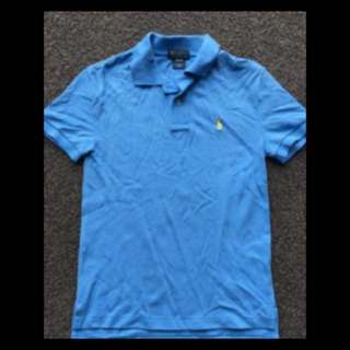Blue Ralph Lauren Polo