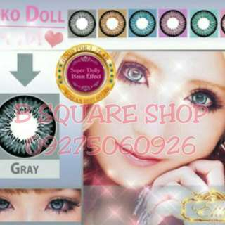 AIKO DOLL GRAY ELITE CONTACT LENS