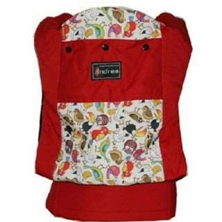 Andrea Ergonomic Baby Carrier