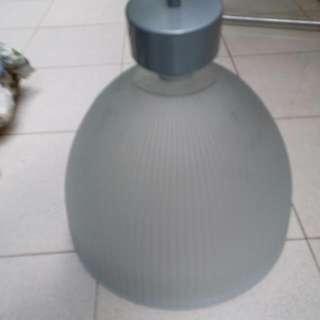 IKEA玻璃天花燈