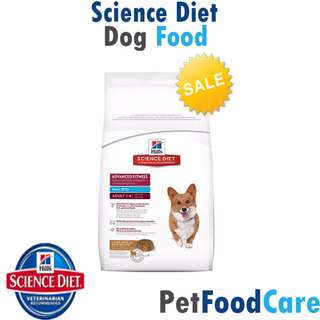 Science Diet Canine Adult Advanced Fitness Lamb Meal and Rice Small Bites 3kg