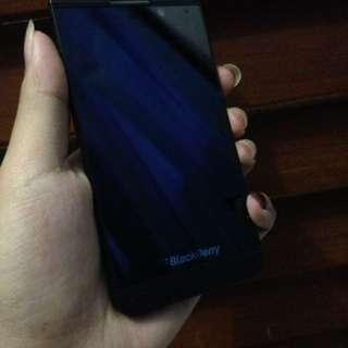 Blackberry Z10 Hanya Kedip LES