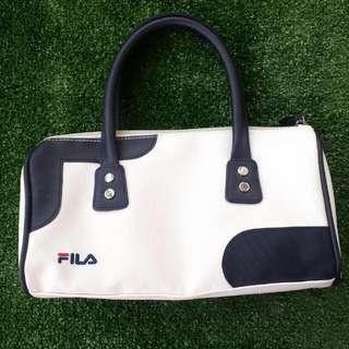 Vintage 90s Fila Mini Bag / Handbag