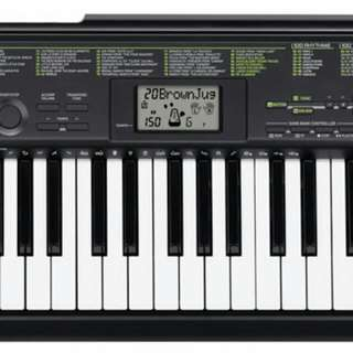Casio 66鍵 電子琴 自讓 十分新淨