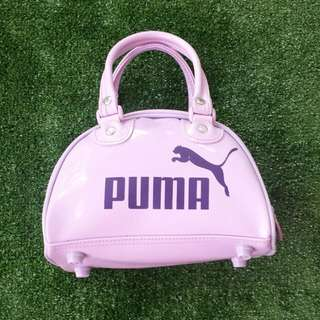 Vintage 90s/Y2K Pink Puma Bag