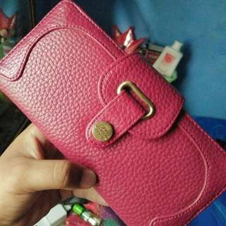 Dompet Sophie Martin (Maroon)