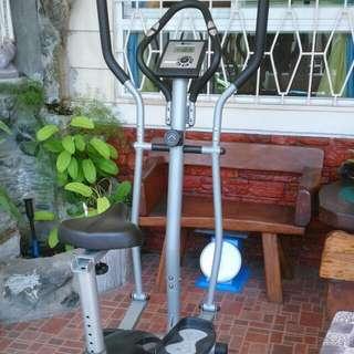 Core Elliptical Bike