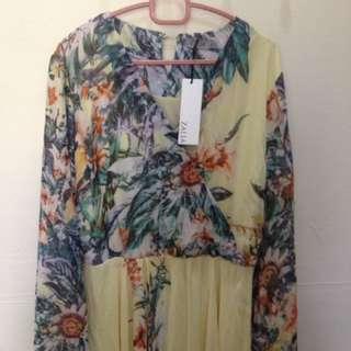 Zalia Maxi Dress