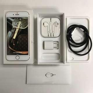 iPhone 6 Gold 16GB Globe-locked