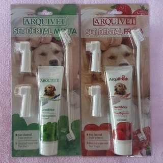 COD Arquifresh Dental Set For Dogs