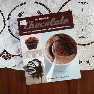 Recipe Chocolate book