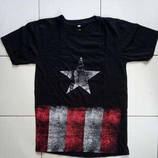 Kaos Captain Amerika