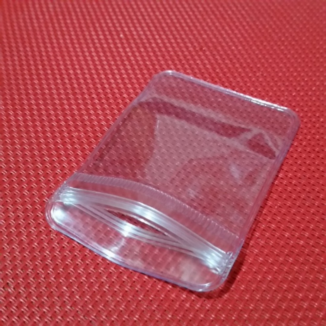10 pcs high quality Grip Seal Poly Thick Plastic