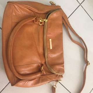 Tas Jalan2 Leather Kulit