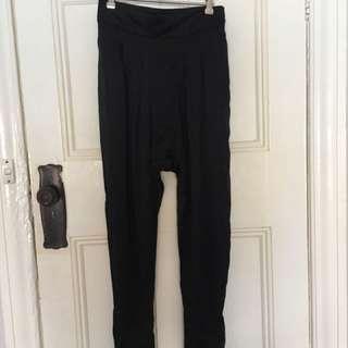 Shakuhachi 100% Silk Pants
